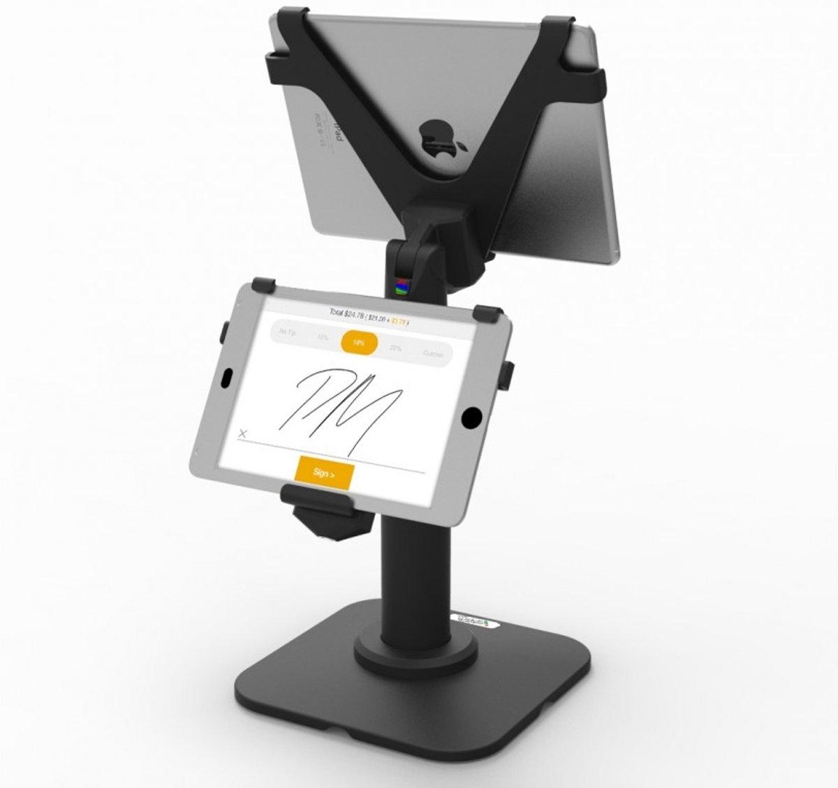 Compulocks Front V-Bracket veiligheidsbehuizing voor tablets 24,6 cm (9.7'') Zwart kopen
