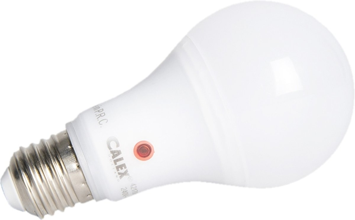 Licht Donker Sensor : Bol calex a led licht donker sensor normaallamp v w e