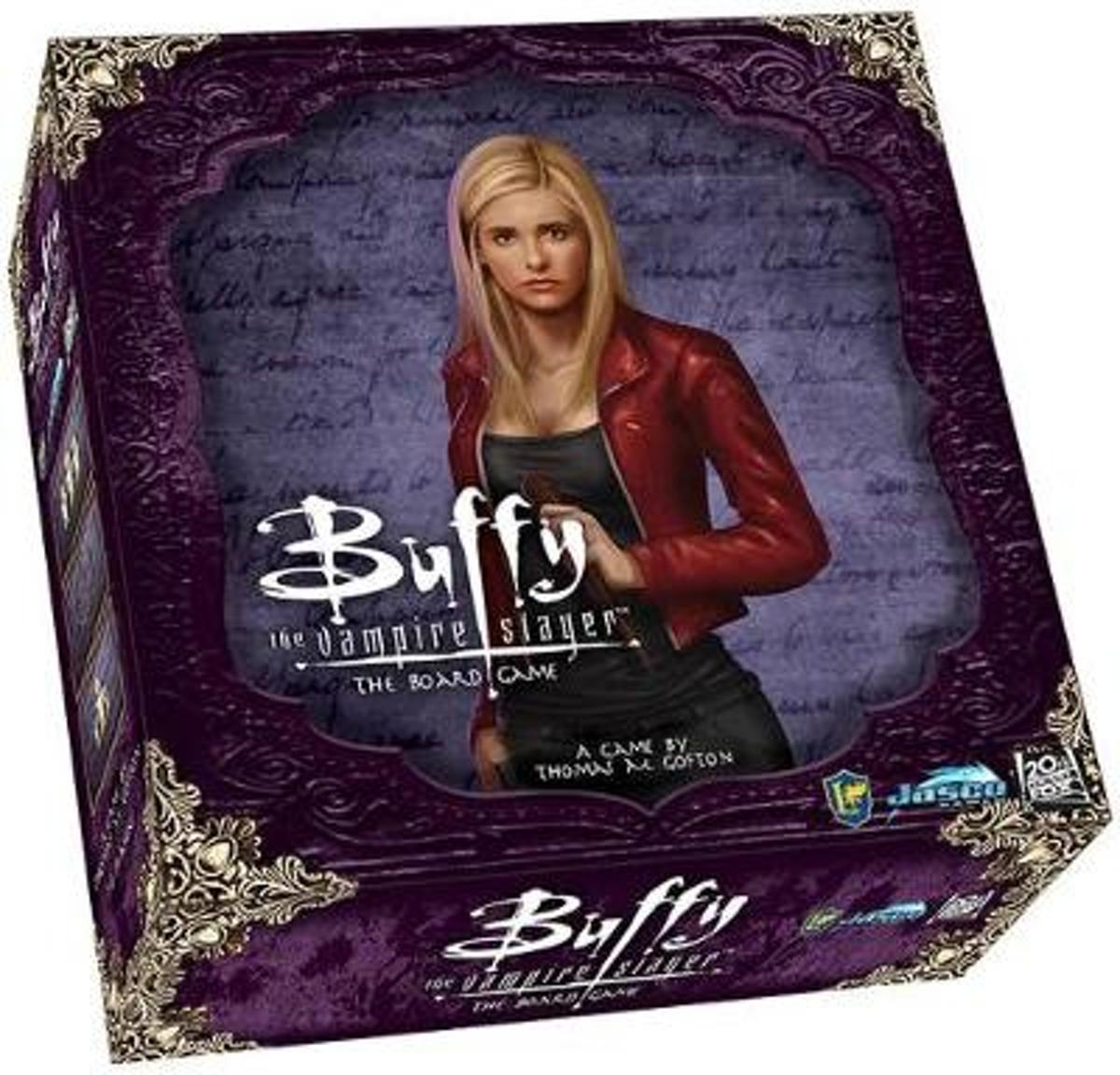 Buffy The Vampire Slayer (Boardgame)