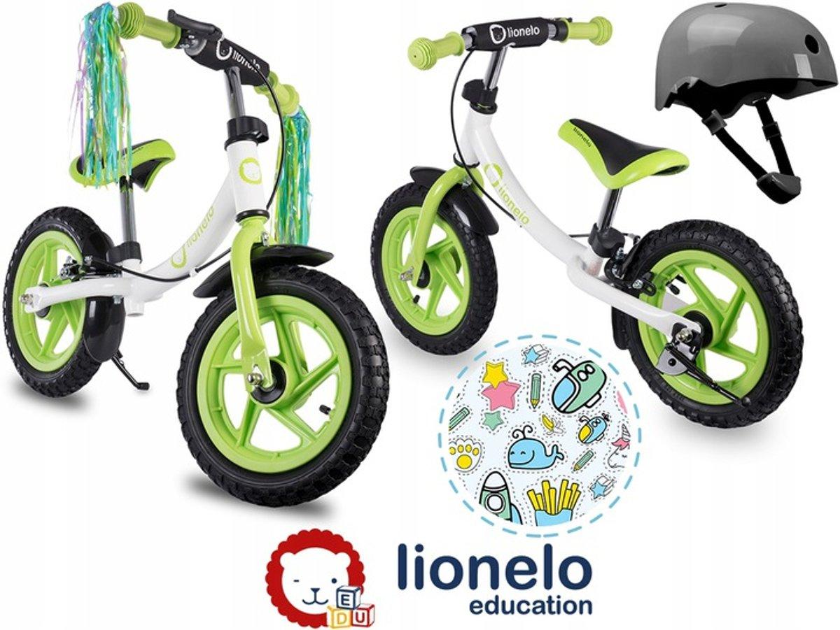 Lo-Ben Loopfiets - Lime