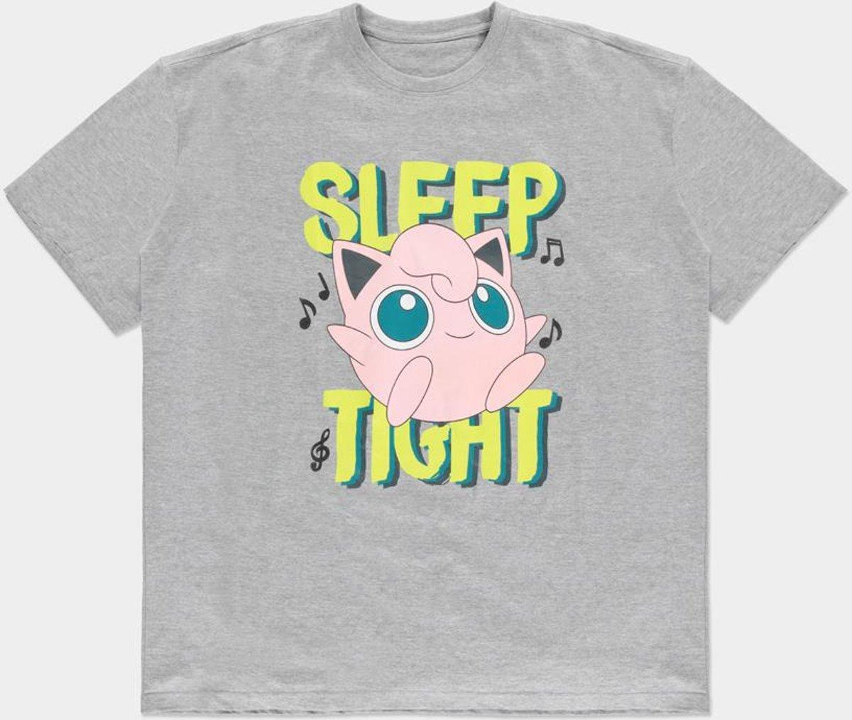 Pokémon - Jigglypuff Oversized Women's T-shirt - 2XL kopen
