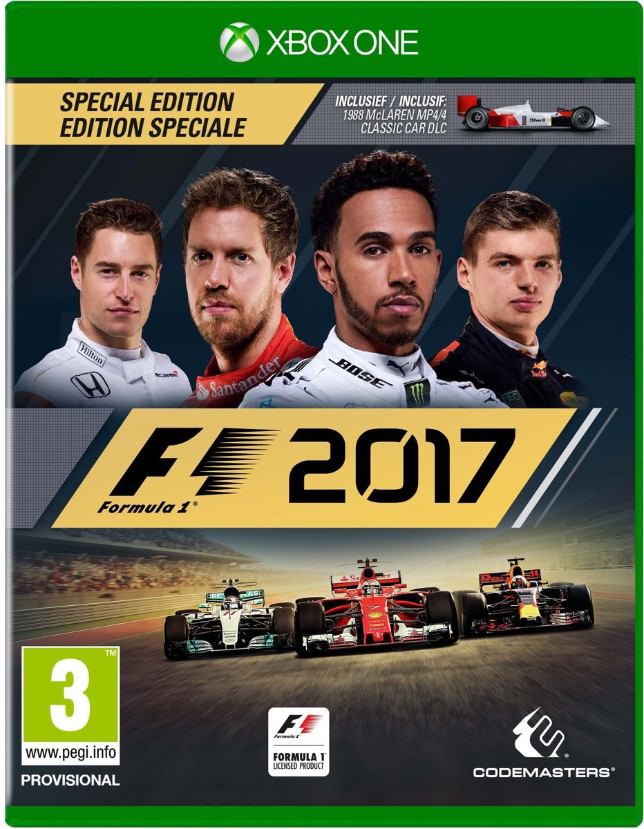 F1 2017 - Special Edition Xbox One