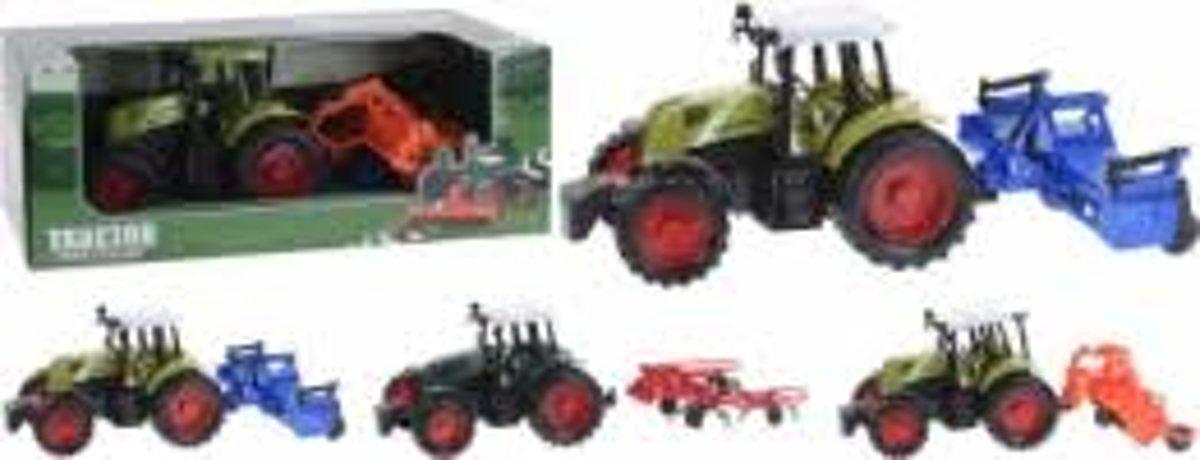 Tractor met Trailer- assorti