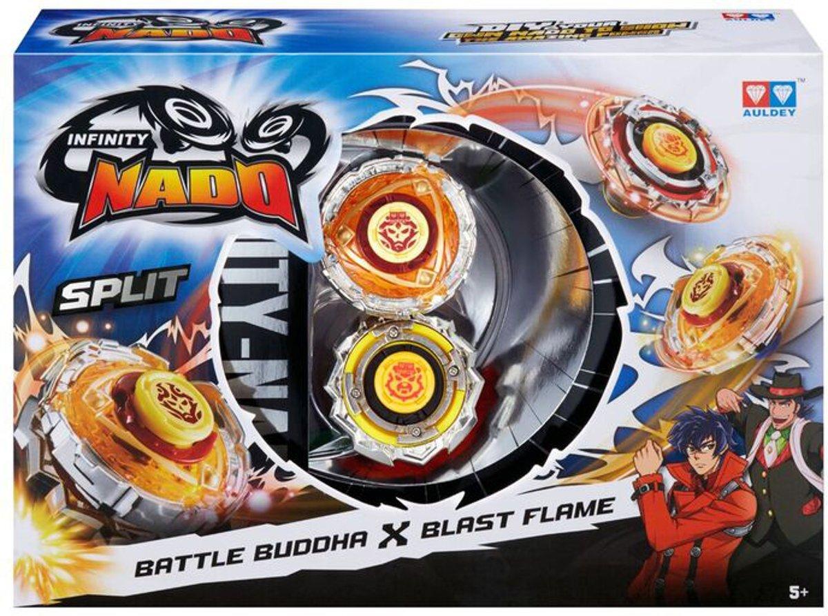 Infinity Nado Battle buddha Blast Flame