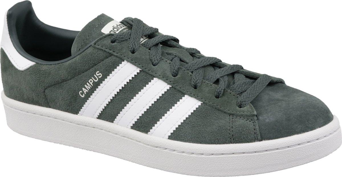 adidas Campus CM8445, Mannen, Groen, Sneakers maat: 44 EU