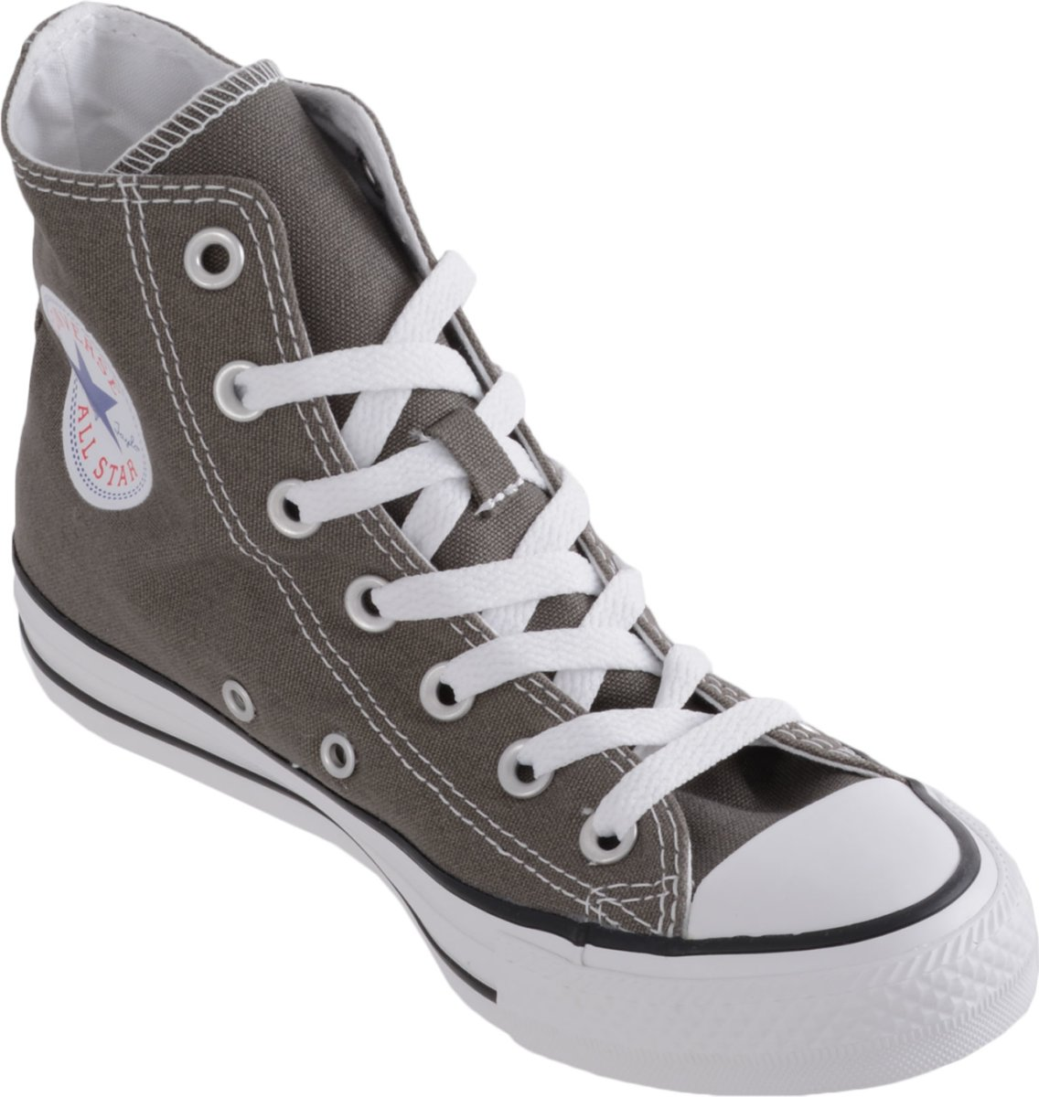 Converse Chuck Taylor All Star Sneakers Hoog Unisex - Charcoal - Maat 42