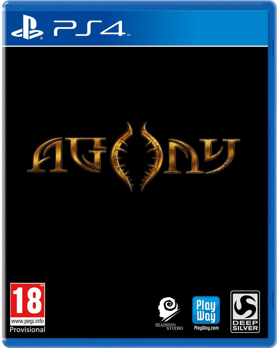 Agony PlayStation 4