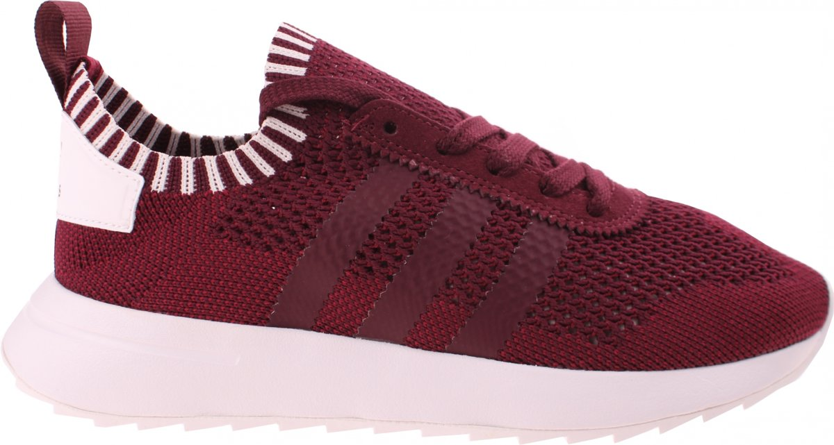 5884be1e218 bol.com | Adidas Sneakers Flashback Dames Rood Maat 36