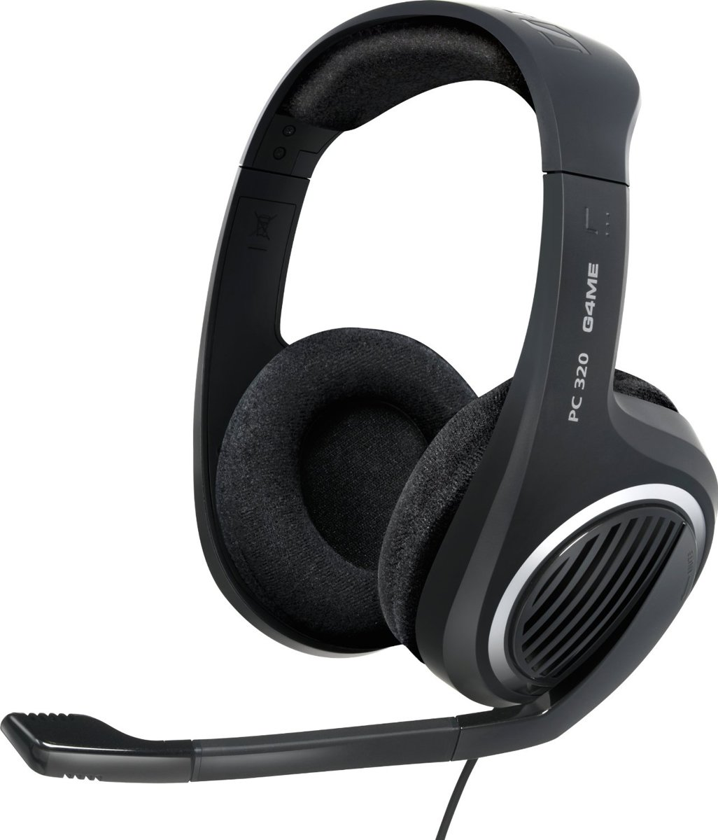 Sennheiser PC 320 - Game headset - Zwart