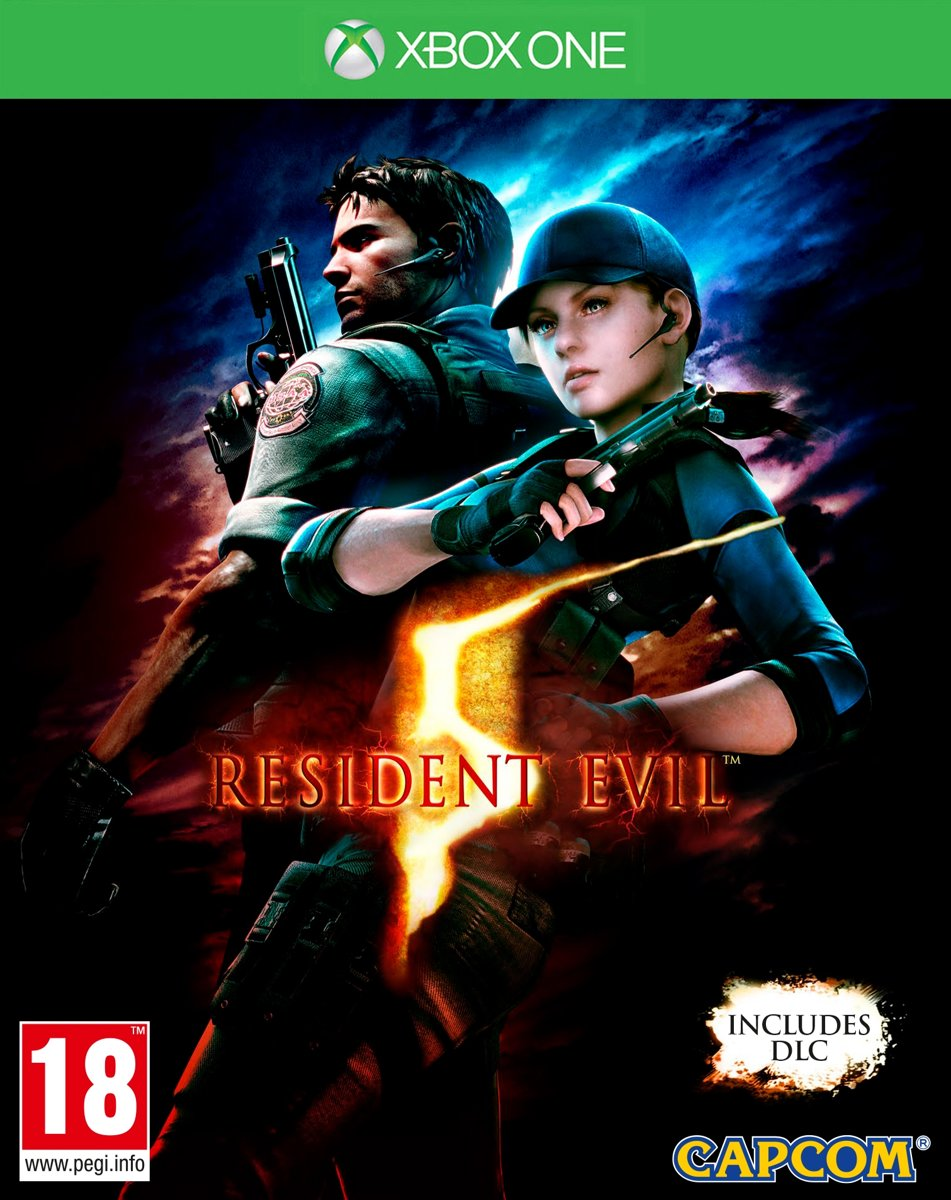 Resident Evil 5 Remastered Xbox One
