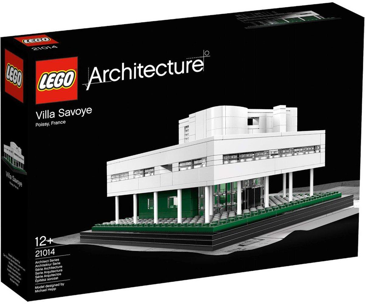 LEGO Architecture Savoye - 21014