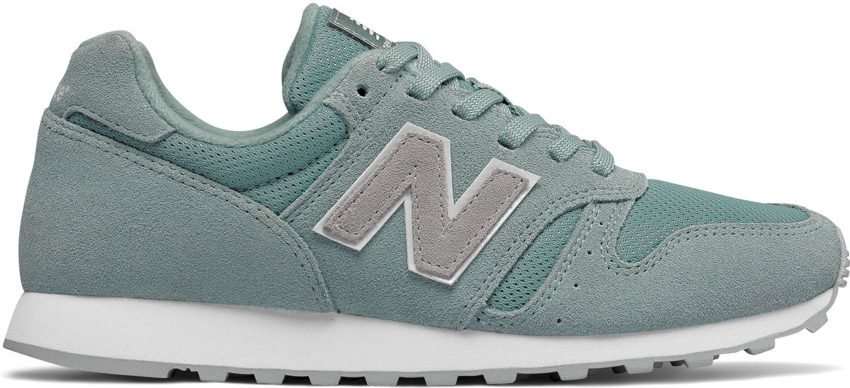 new balance wl373 sneakers groen dames