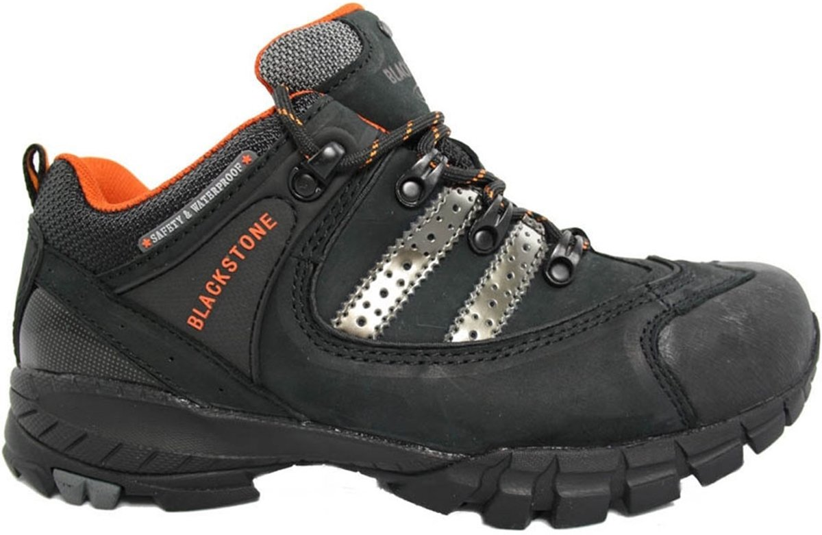 af944f14936 bol.com | Blackstone werkschoen 570 zwart laag<br /> model