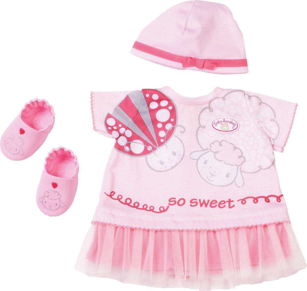 Baby Annabell® Zomerdroom - poppenkleding