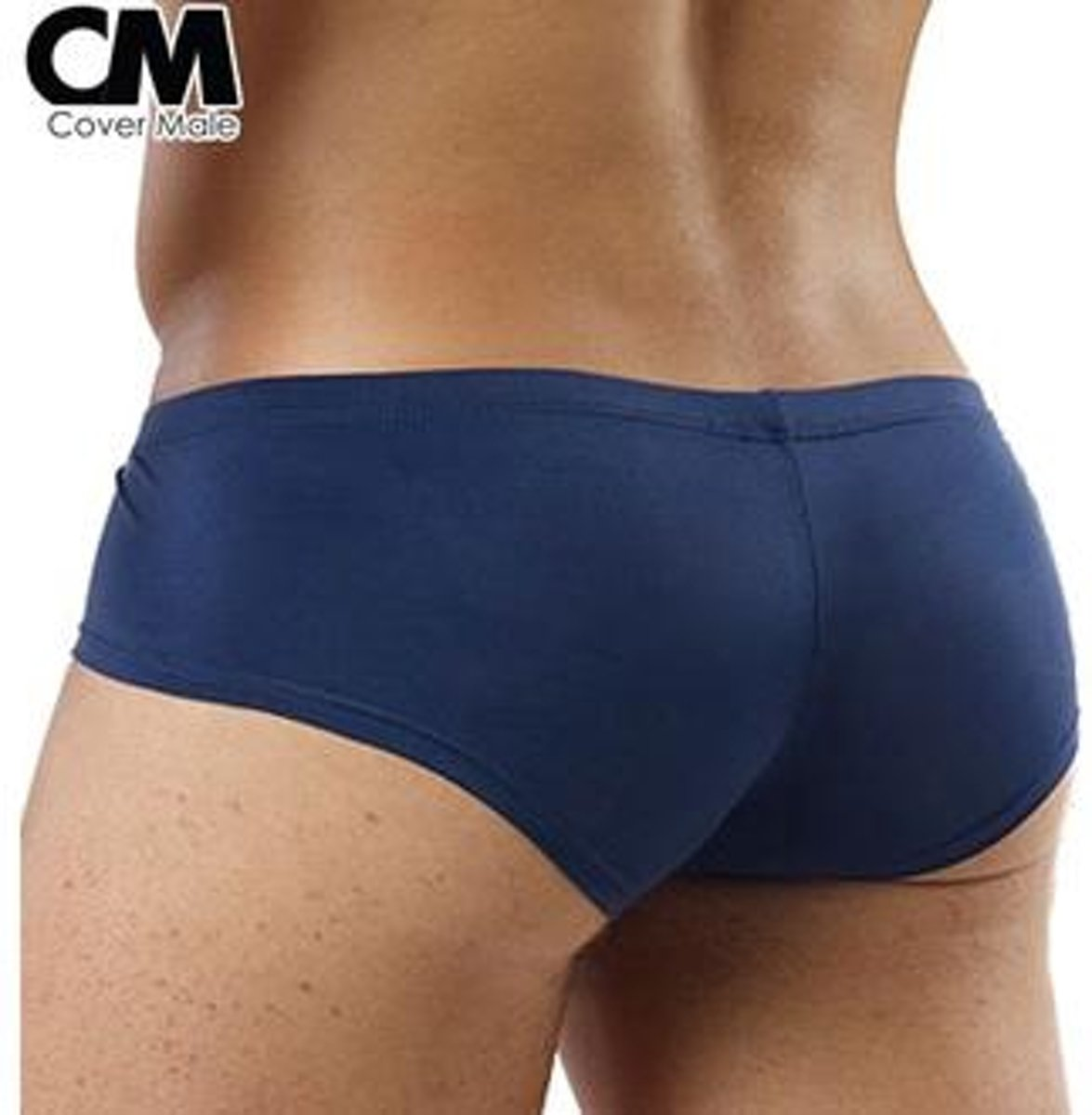 60ddc533b895 bol.com | Cover Male Cheek Boxer - Blauw - Extra Large