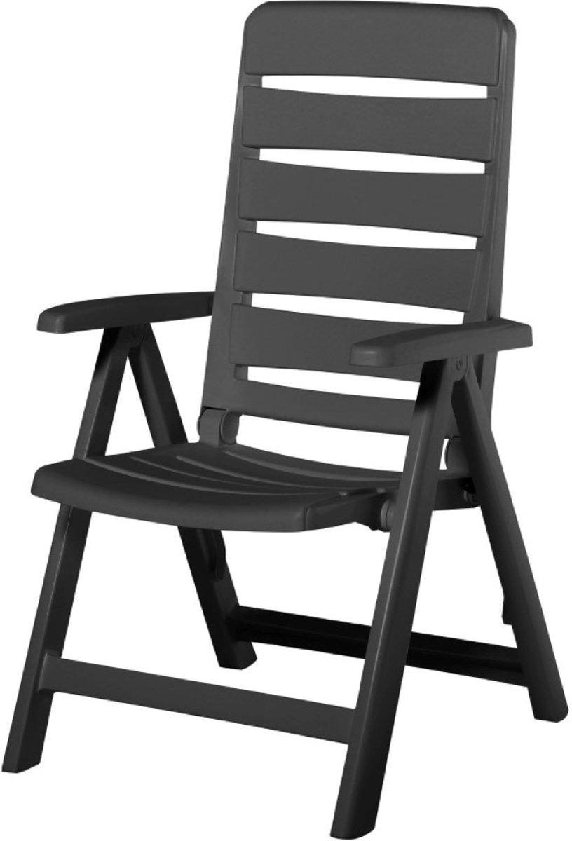 Nizza antraciet verstelbare fauteuil kopen