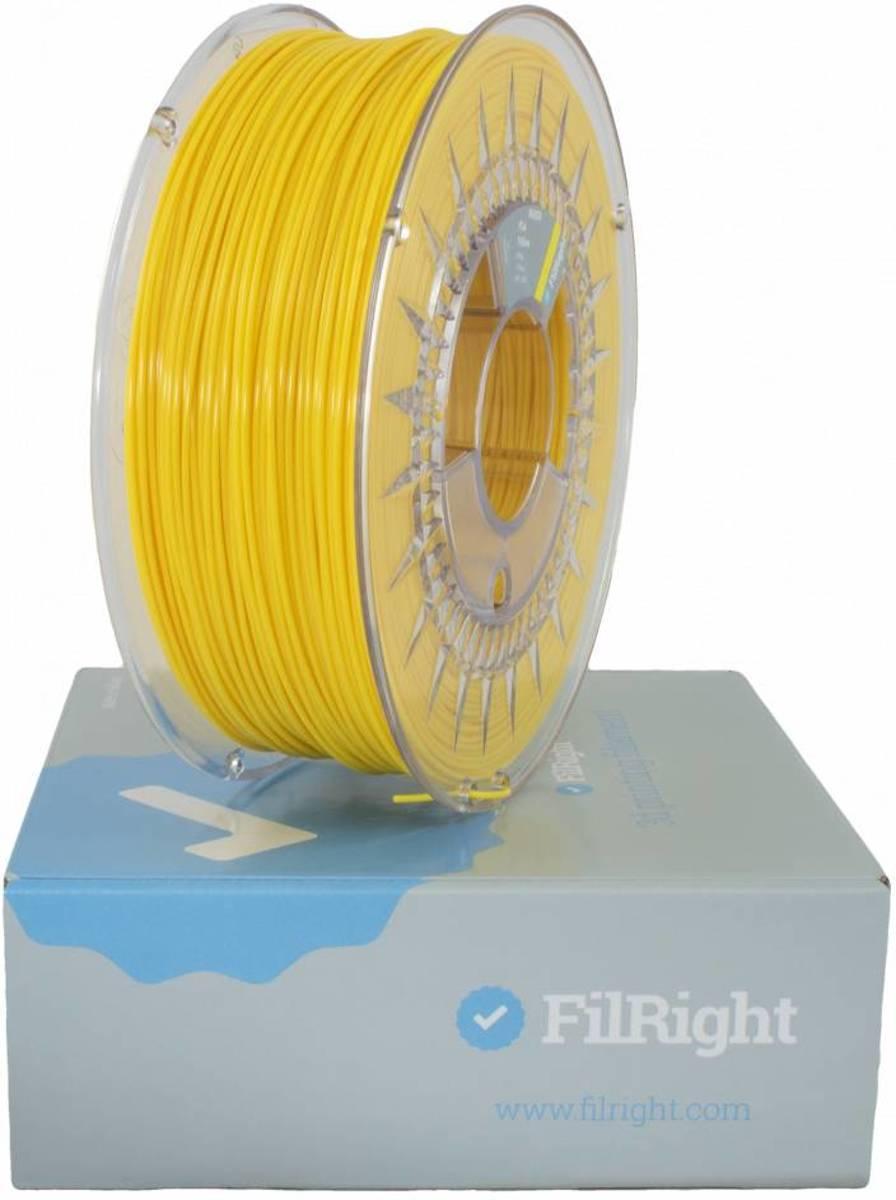 FilRight Maker PLA - 1.75mm - 1 kg - Geel
