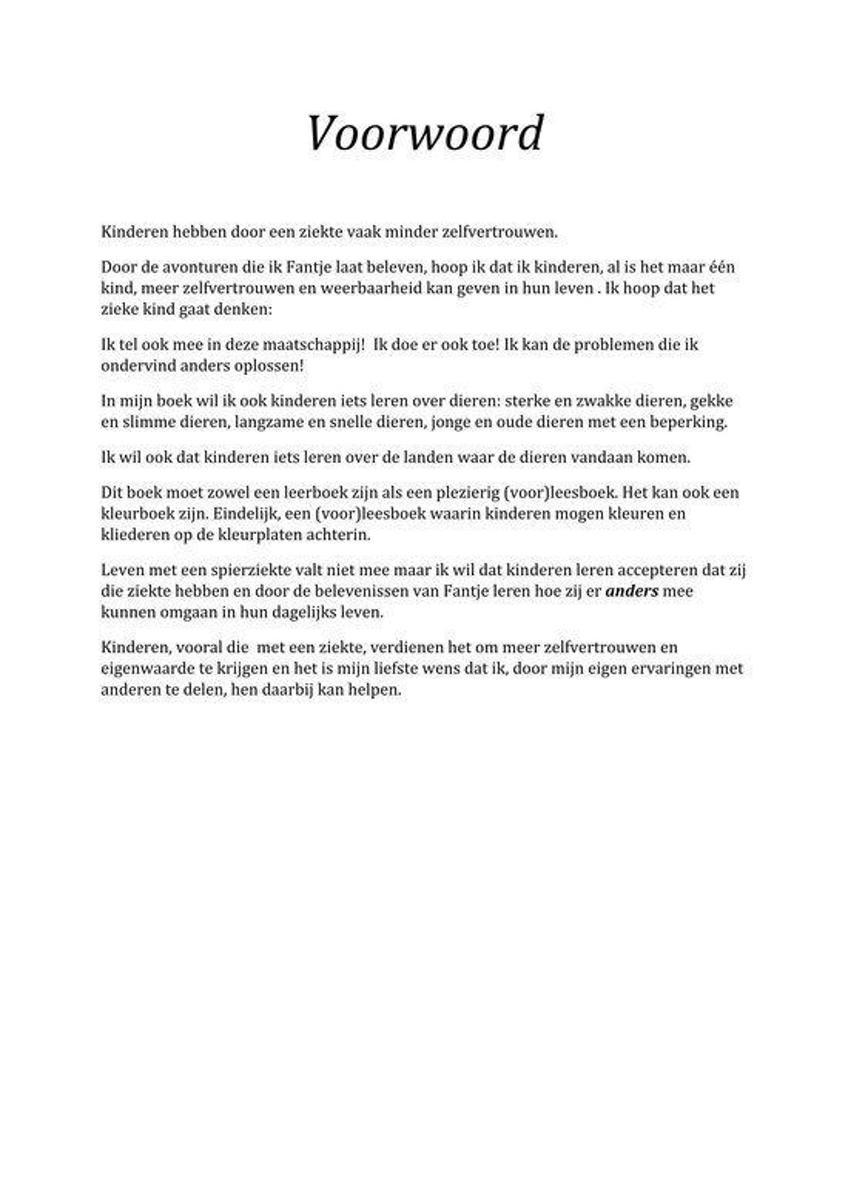 Bol Com Deel 1 Fantje Met Een Beperking Op De Boerderij Astrid