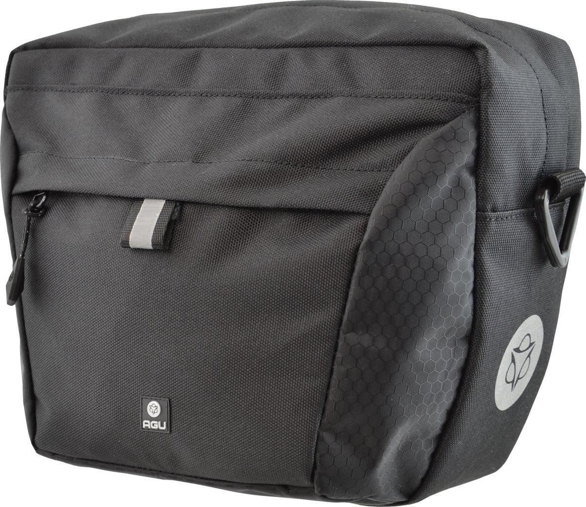 AGU Essentials DWR Stuurtas 7L Stuurtas - 7l - Zwart kopen