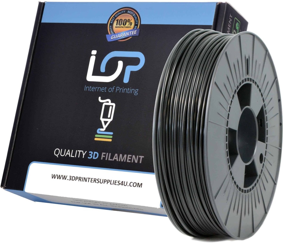 IOP PET 2,85mm Black 1kg