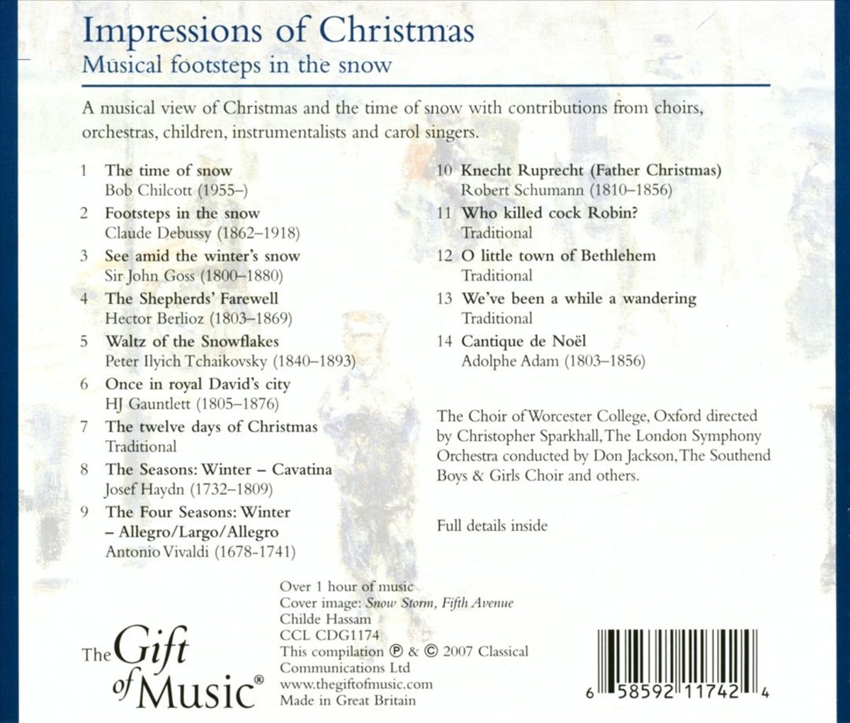 Impressions Of Christmas kopen