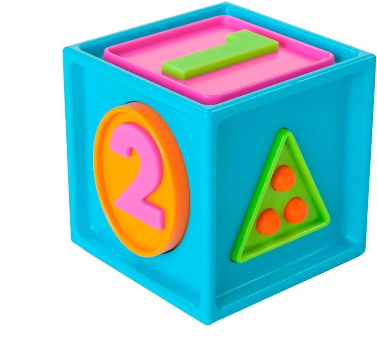 Fat Brain Toys Slimme Kubus 1-2-3 kopen