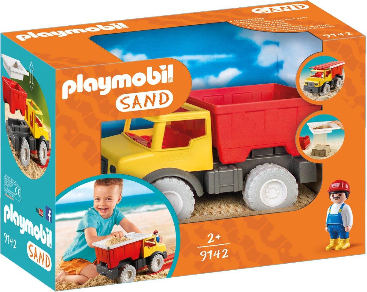 Playmobil Kiepwagen met emmer  - 9142