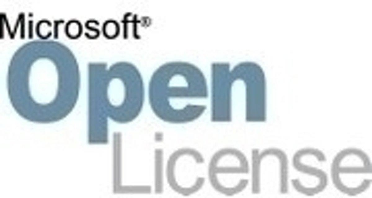 Microsoft Outlook, SA OLP NL(No Level), Software Assurance, EN Open Engels kopen
