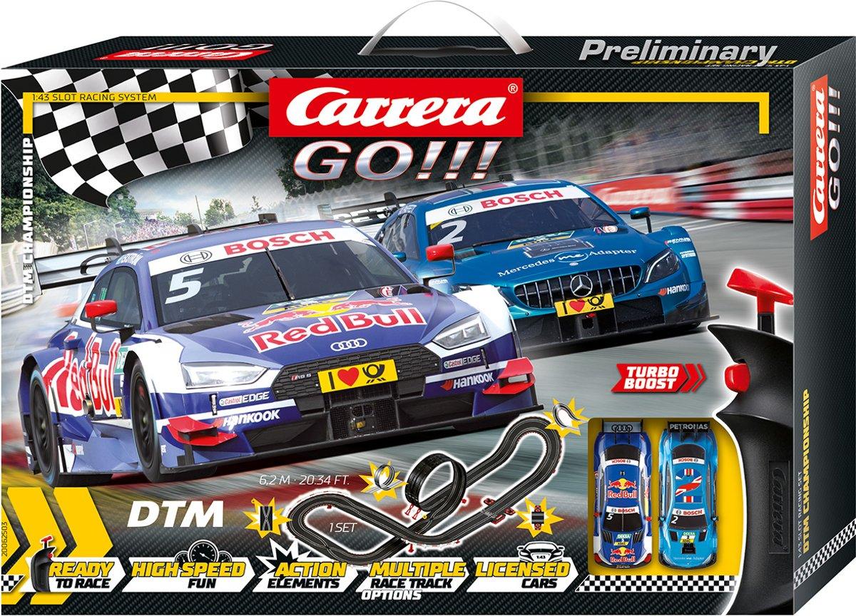 Carrera GO!!! DTM Championship - Racebaan
