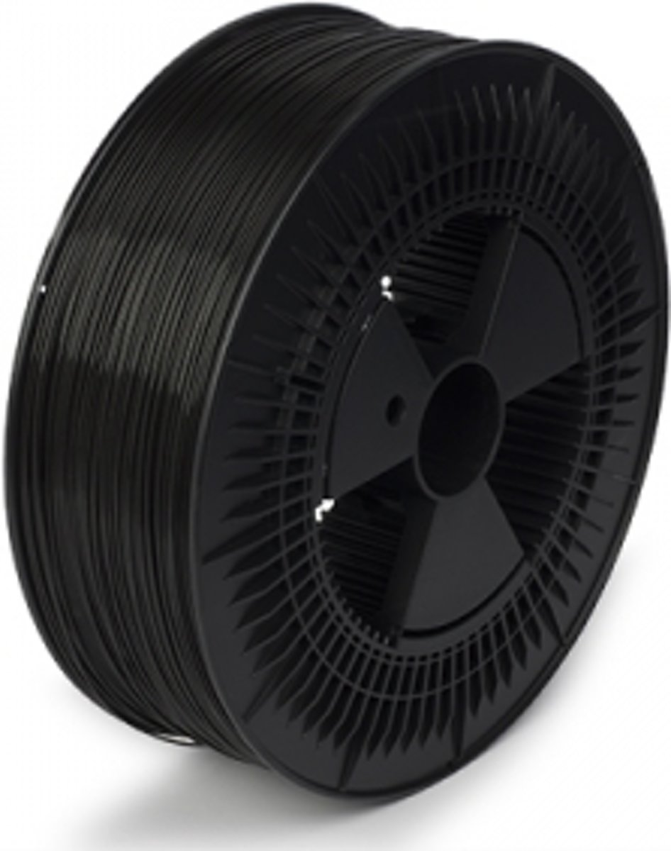 REAL Filament PLA zwart 1.75mm (3kg)