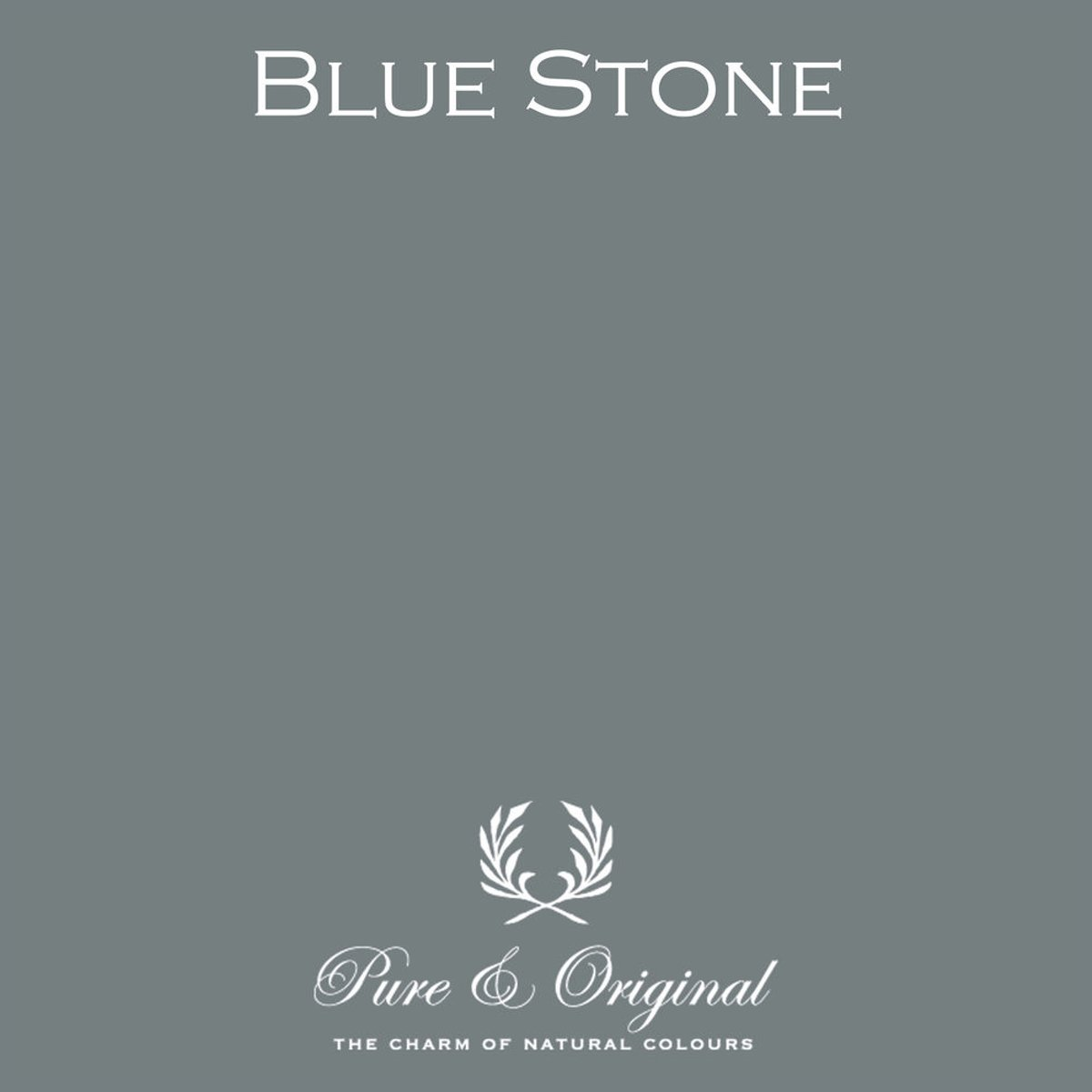 Pure & Original Fresco Kalkverf Blue Stone 1 L