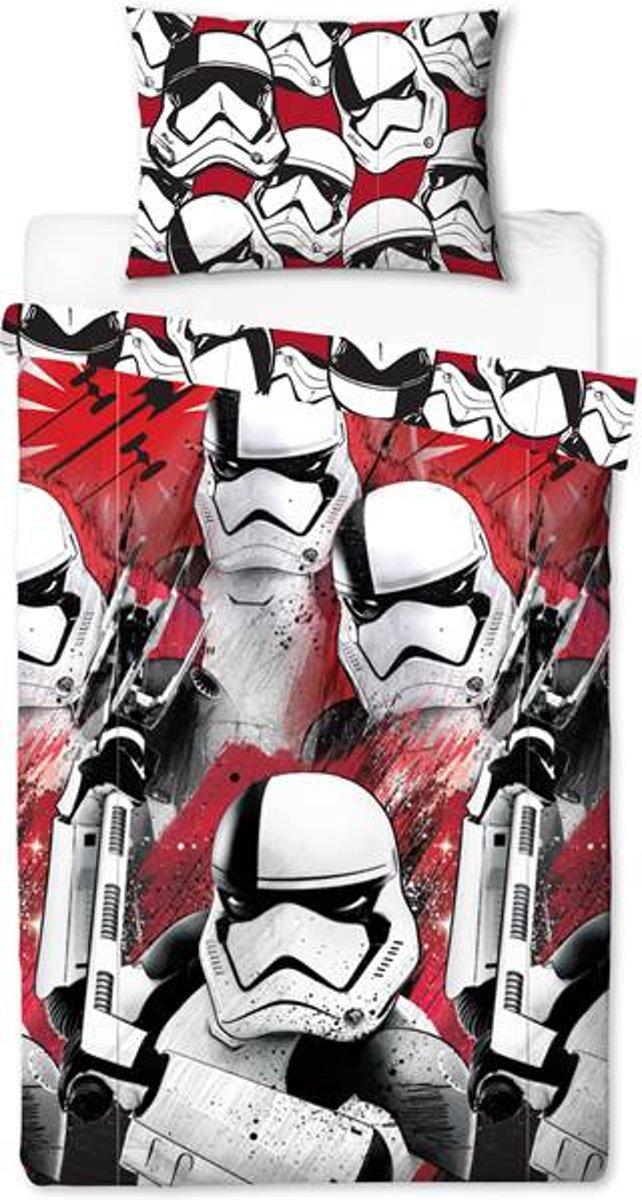 Star Wars dekbedovertrek 1 persoons Starwars The Last Jedi dekbed kopen