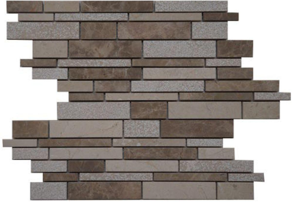 Mozaiek tegel marmer 036M 30 x 30cm kopen