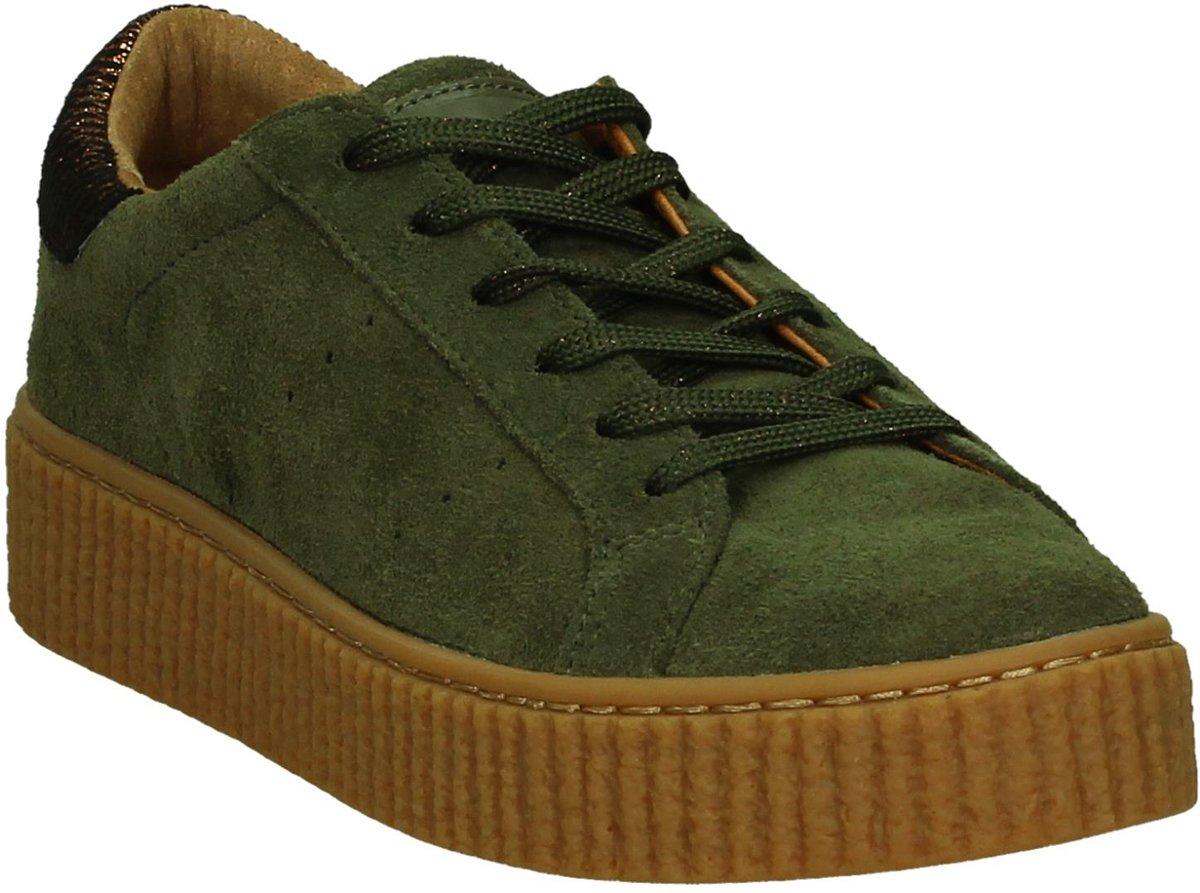Pas De Nom - Picadilly - Sneaker Bas Habillé - Femmes - Taille 39 - Noir - Daim Noir 0SJ7Z