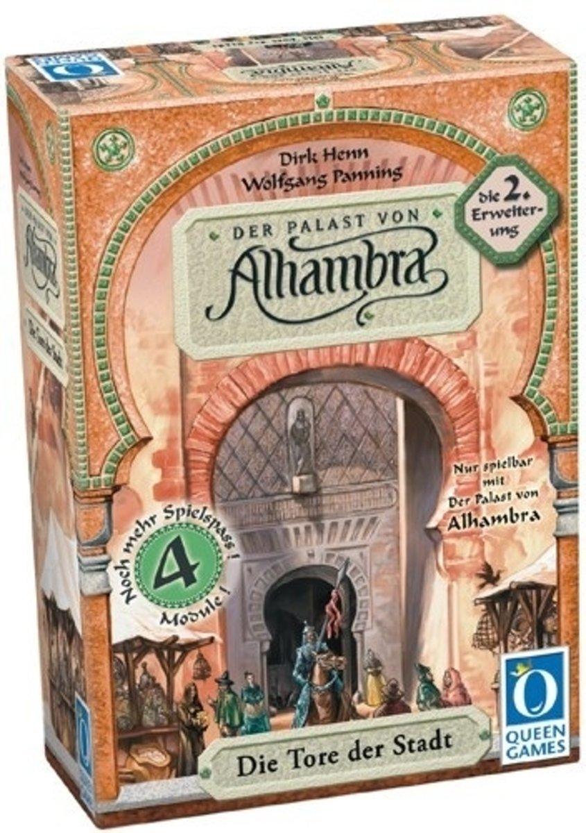 Alhambra uitbreiding 2 - De poorten - Bordspel