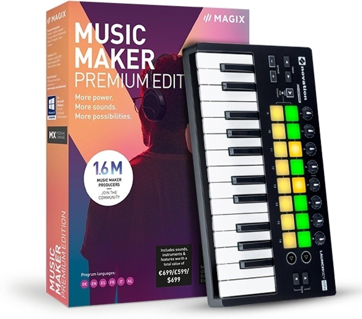 Music Maker Performer Edition 2019 kopen