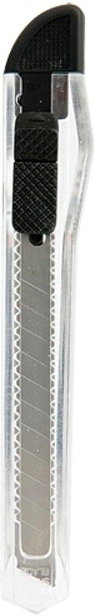 Setje van 5x breekmesjes 13,5 cm zwart kopen