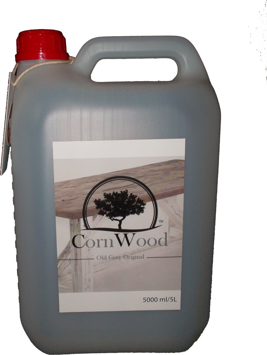 Steigerhoutbeits - 5 liter - Grey Wash