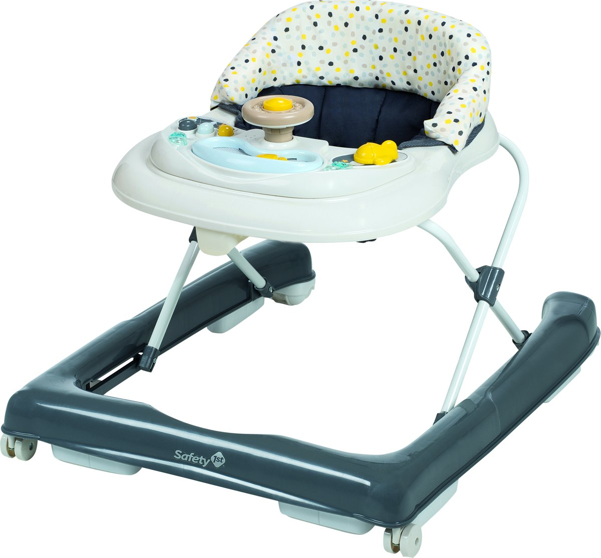 Safety 1st Ludo Baby Walker - Loopstoel - Grey Patches kopen