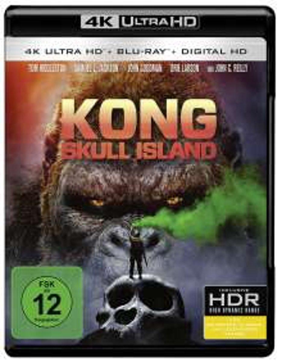 Kong: Skull Island (4K Ultra HD Blu-ray) (Import)-