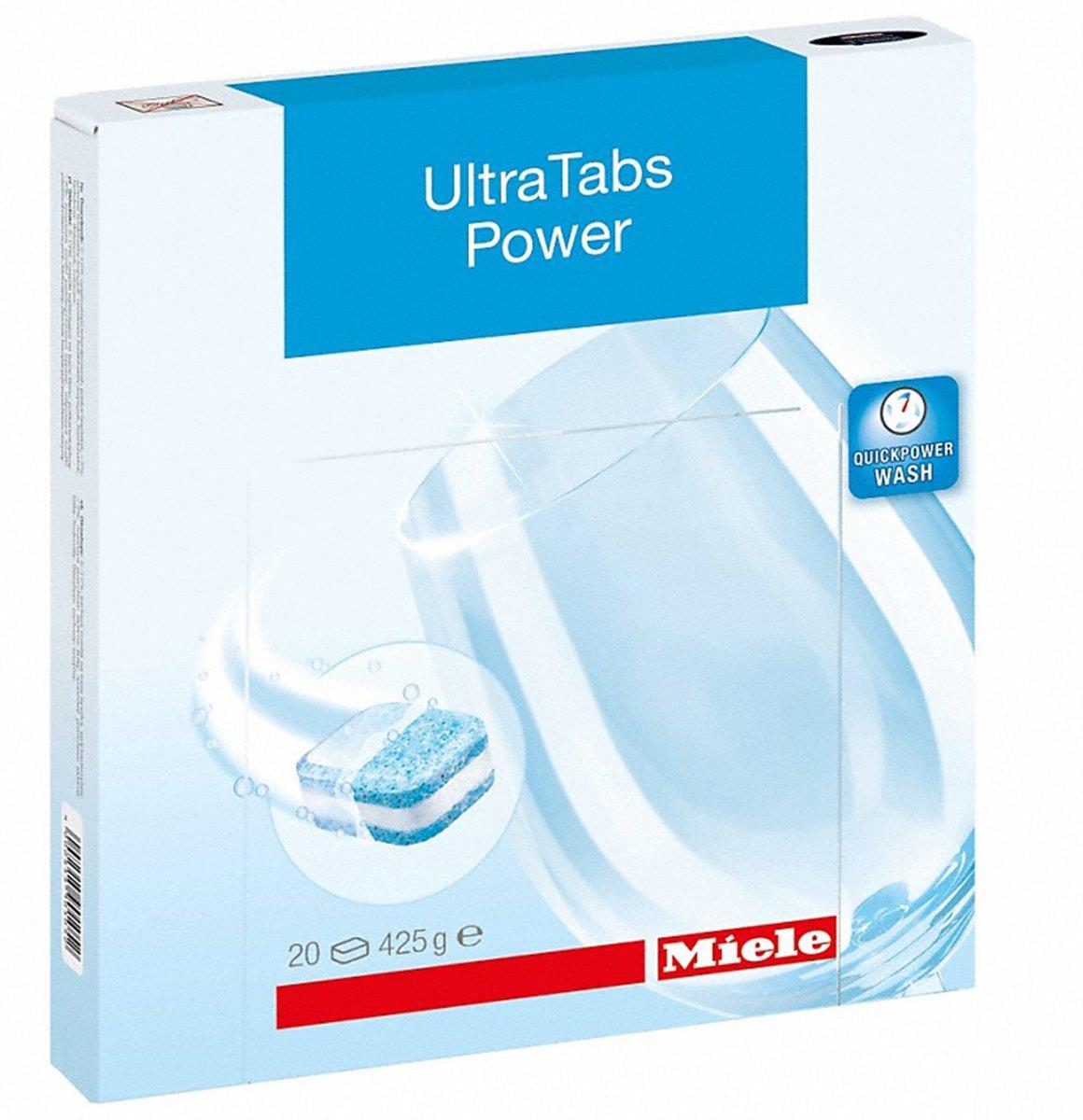 MIELE UltraTabs Power vaatwastabletten 20 stuks kopen
