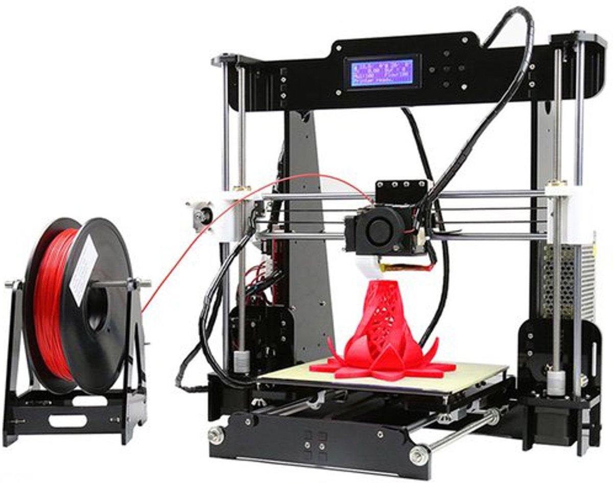 Anet A8 Reprap Prusa i3 3D printer | DIY / Zelfbouw | Bouwpakket kopen