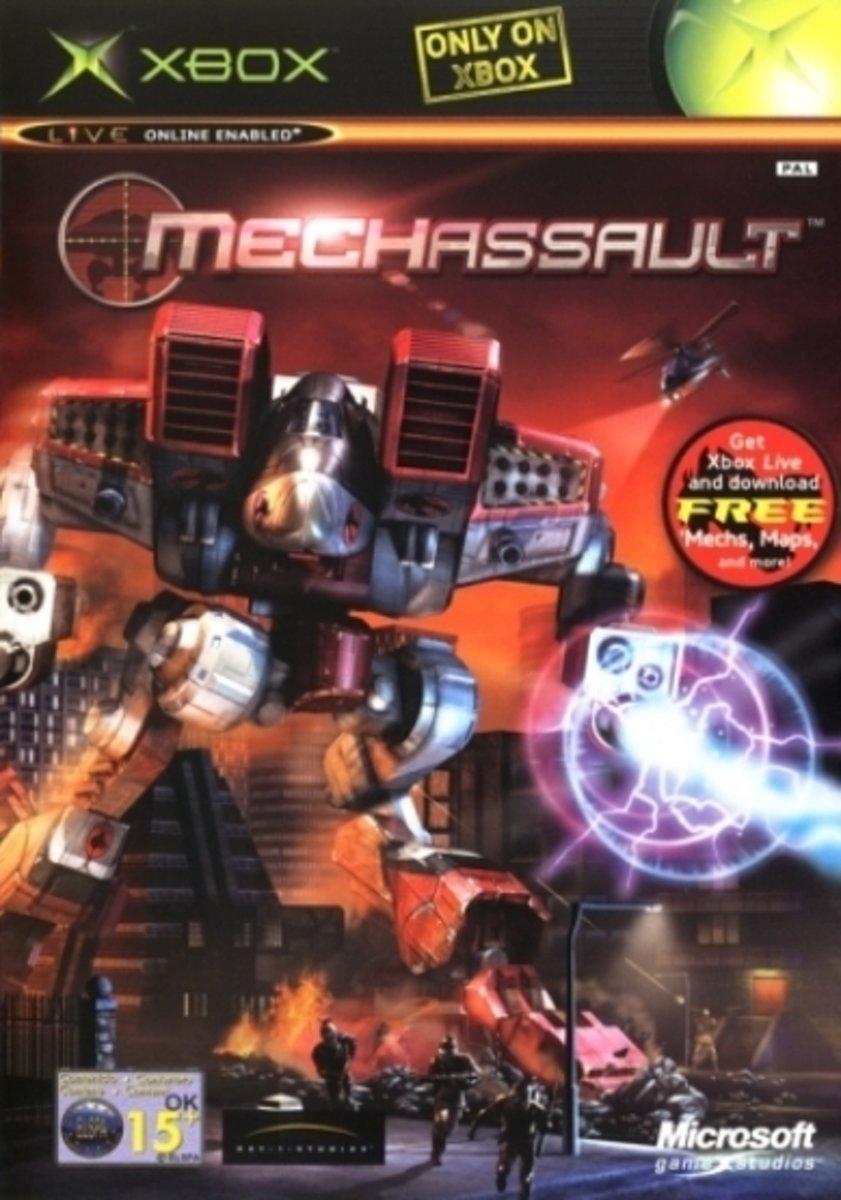Mech Assault (Online) kopen