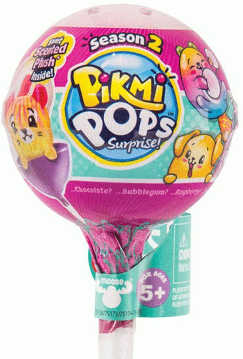 Pikmi Pops Surprise Small Single Pack Serie 2