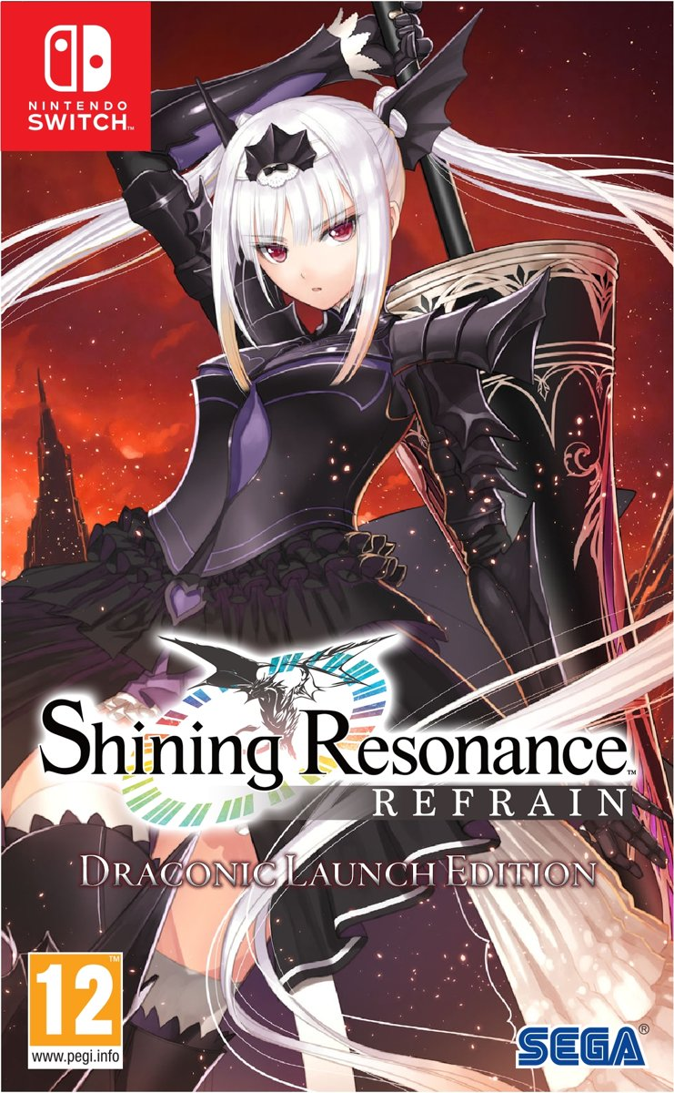 Shining Resonance Refrain - Limited Edition Switch