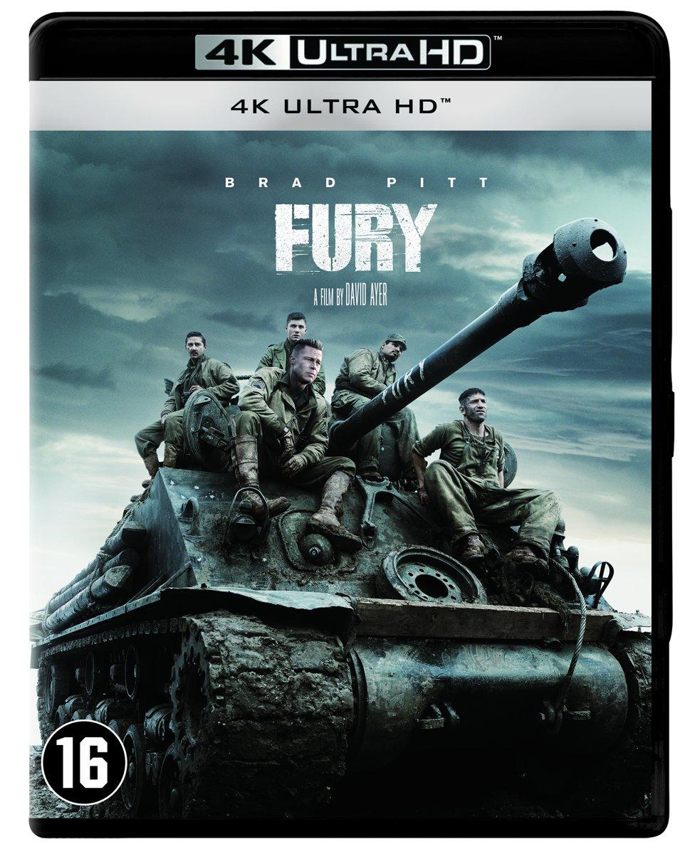Fury (4K Ultra HD Blu-ray)-