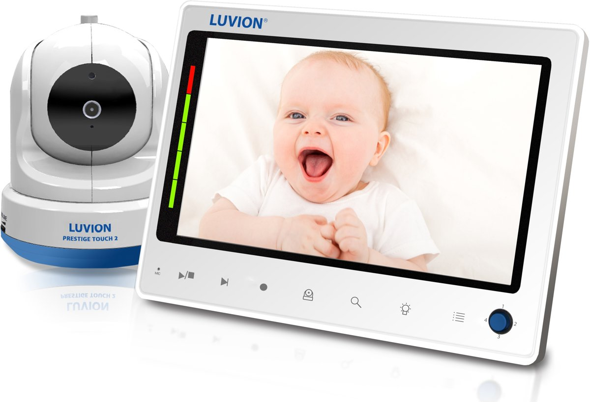 Luvion Prestige Touch 2 - Babyfoon Met Camera kopen