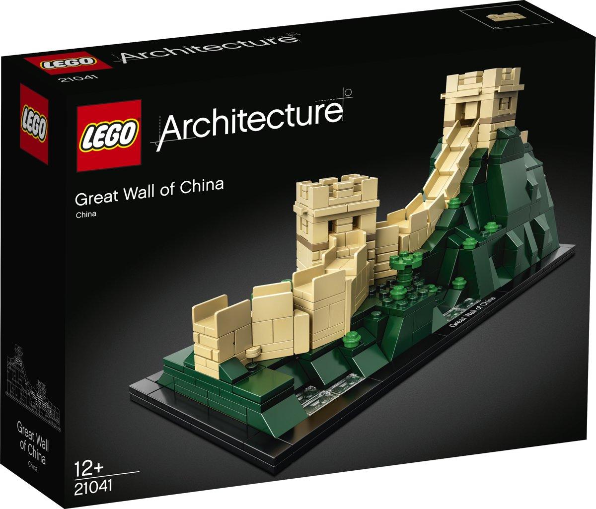 21041 LEGO® ARCHITECTURE Chinese Muur