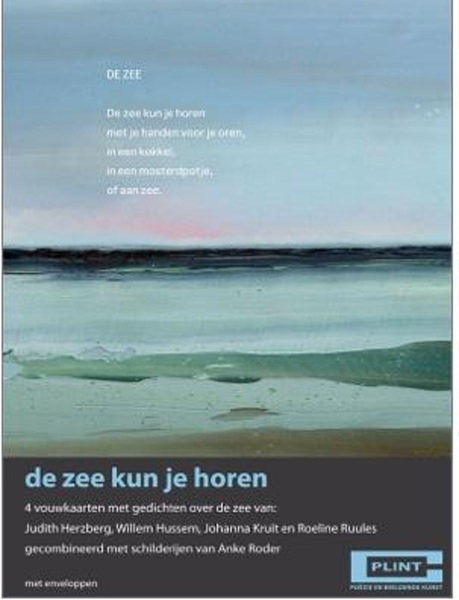 Verwonderlijk bol.com   De zee kun je horen   9789059304710   Boeken PG-36