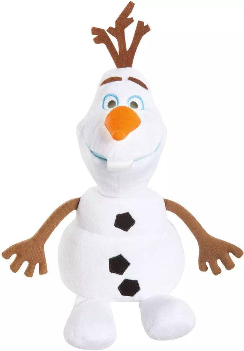 Disney Frozen Go Glow - Knuffelpop - Wit kopen